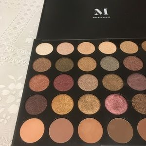 Morphe Makeup - Morphe 35F Fall into Frost Eyeshadow Palette